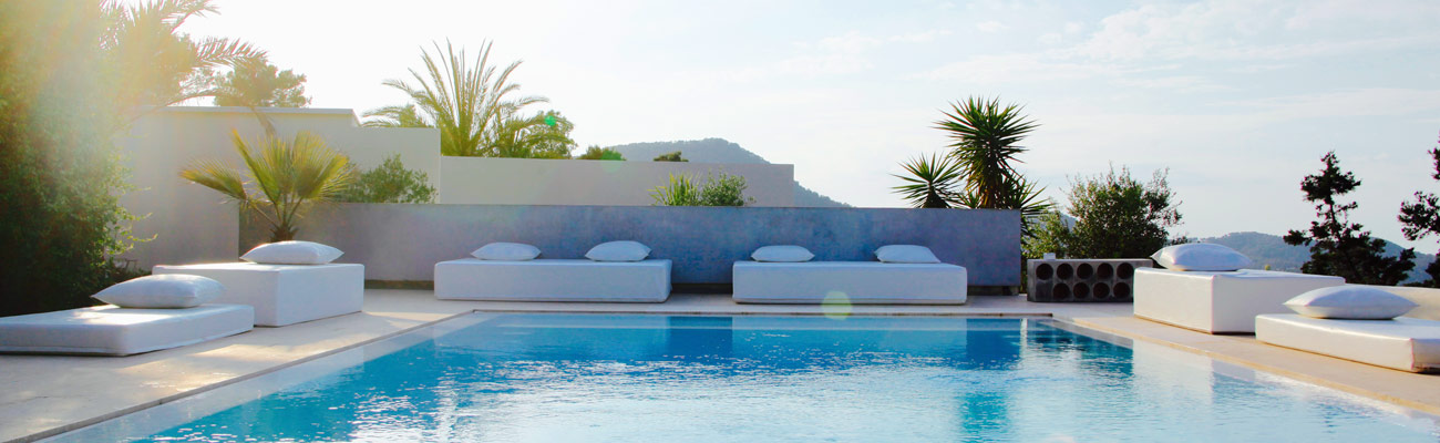 Small Design Hotel Ibiza San Jose Jardines De Palerm DREAMSCAPE Chill Out pool